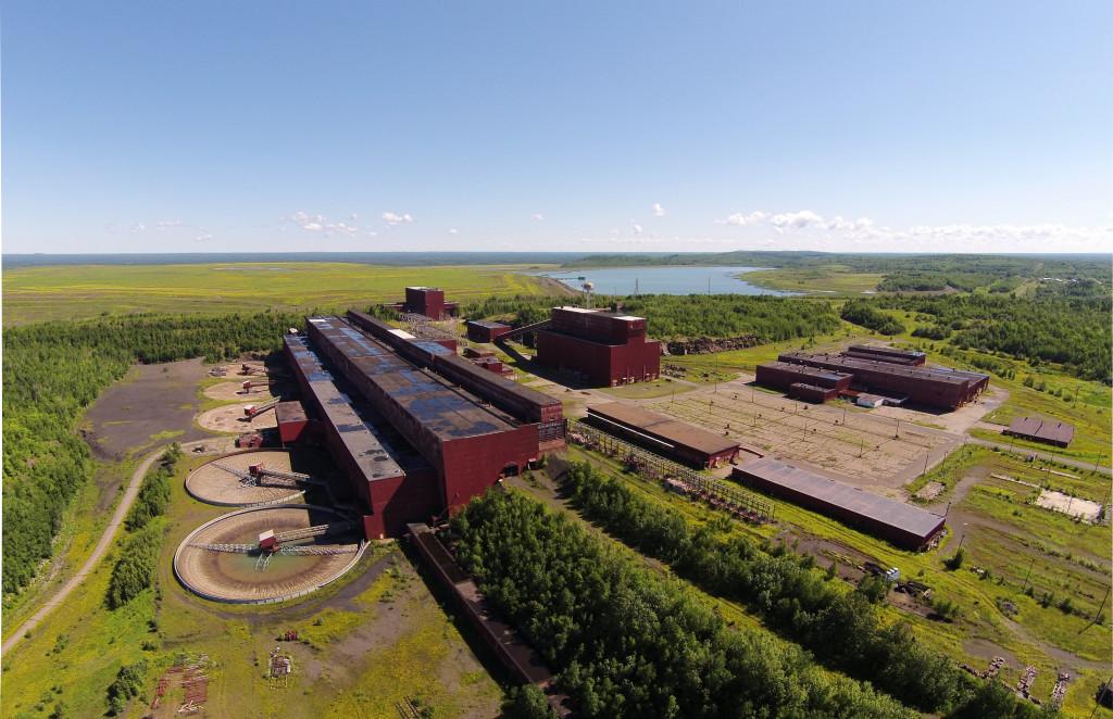 LTV mining site
